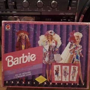 Vintage 1992 Mattel Barbie Fashion Fun Matching G